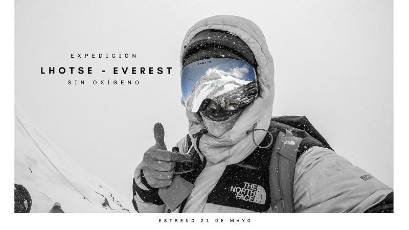 Lhotse-Everest sin oxígeno