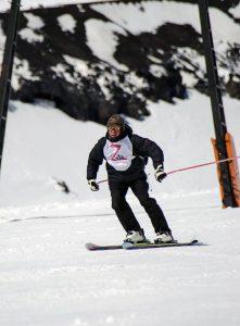 claudio díaz esquí