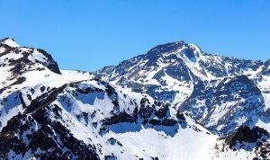 diaporama dav cartografía de las montañas
